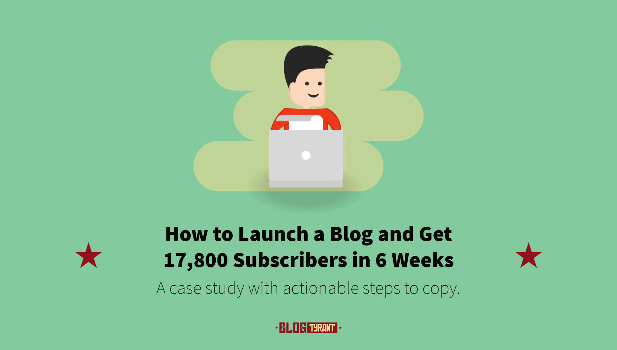 how to launch a blog