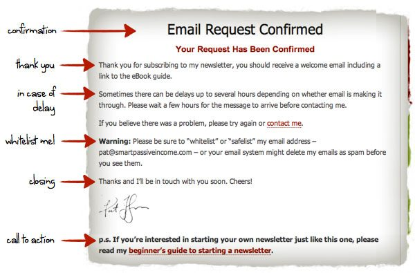email idea