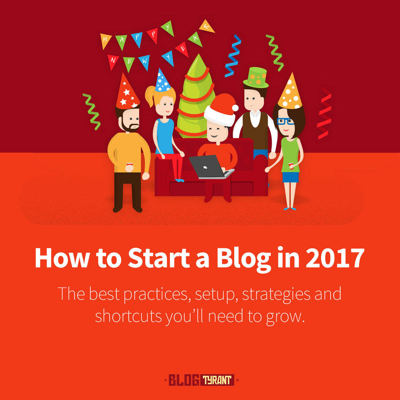 Starting a Blog in 2017? Here's the Strategies We're Using.
