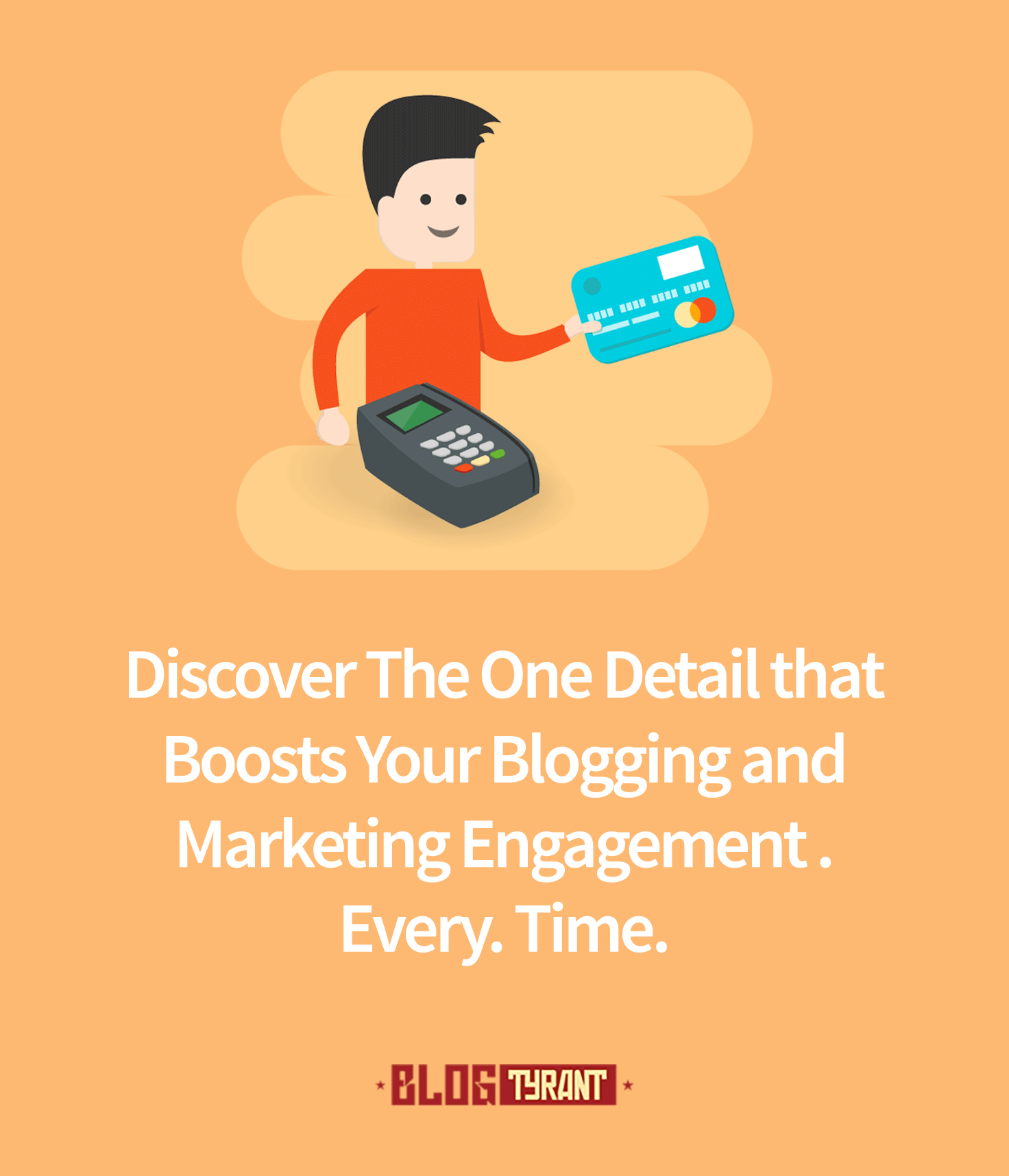 one detail effective blogging
