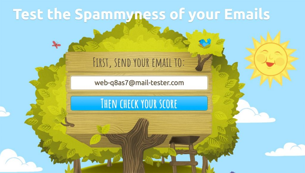 email tester